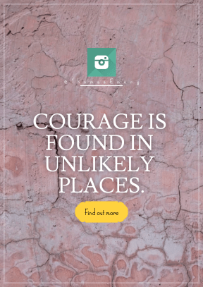 Quote Layout for Print - #Saying #Quote #CallToAction #Wording #stone #wall #scalloped #shape #technology #area