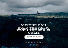 Quote Layout for Print - #Saying #Quote #CallToAction #Wording #font #graphic #coast #azure #geological #symbol #ocean #line