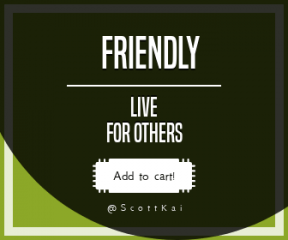 Banner Ad Layout - #Saying #Quote #CallToAction #Wording #editor #circle #tool #square #circular #graphic #round #rounded