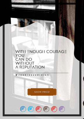 Quote Layout for Print - #Saying #Quote #CallToAction #Wording #scalloped #sign #sash #glass #area #window #circle #sky #technology