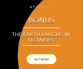 Banner Ad Layout - #Saying #Quote #CallToAction #Wording #shape #adding #shapes #geometric #circle #symbol #button #circular #black #essentials