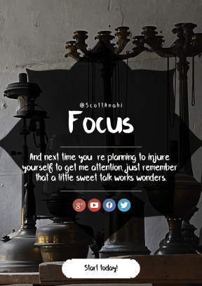 Quote Layout for Print - #Saying #Quote #CallToAction #Wording #product #candle #shape #and #background