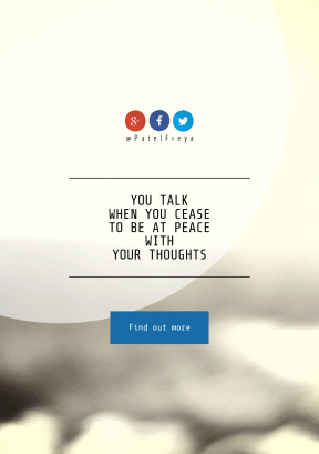 Quote Layout for Print - #Saying #Quote #CallToAction #Wording #blue #beak #product #wing #ecoregion #option #close