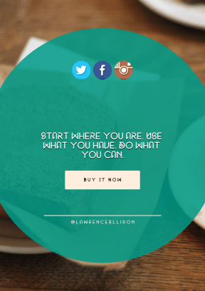 Quote Layout for Print - #Saying #Quote #CallToAction #Wording #symbol #crumb #breakfast #cappuccino #coffee