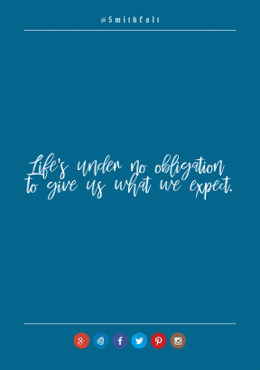 Quote Design for Print - #Quote #Wording #Saying #symbol #logo #circle #brand #blue #font