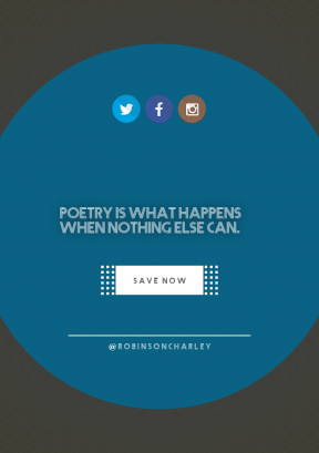 Quote Layout for Print - #Saying #Quote #CallToAction #Wording #product #circle #pattern #line #blue #brand #shapes #wing