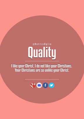 Quote Design for Print - #Quote #Wording #Saying #font #shapes #logo #product #red
