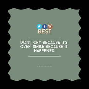 Square Quote Design - #Wording #Saying #Quote #product #line #border #jagged #art #blue #text