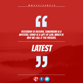 Square design layout - #Saying #Quote #Wording #line #brand #signs #logo #red #azure #text #graphics #aqua #atmosphere