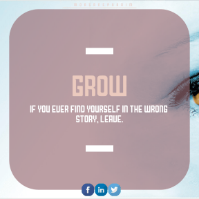 Square design layout - #Saying #Quote #Wording #square #eyelash #up #line #education #blue #beauty #stop