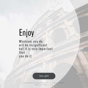 Call to action design layout - #CallToAction #Wording #Saying #Quote #ancient #rome #shapes #drum #historic
