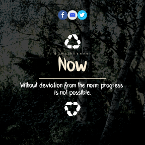 Square design layout - #Saying #Quote #Wording #brand #icon #forest #recycling #text #arrows #birdhouse #ecologic #with #from