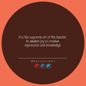 Square Quote Design - #Wording #Saying #Quote #circle #font #organization #blue #sign #symbols #shape #smile #interface