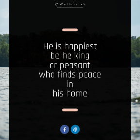 Square design layout - #Saying #Quote #Wording #minus #shore #resources #line #lake #loch #product