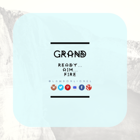 Square design layout - #Saying #Quote #Wording #promontory #product #bird #oceanic #brown #from #blue #font