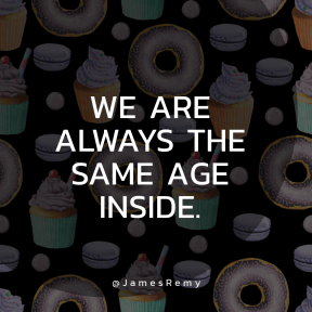 Square design layout - #Saying #Quote #Wording #circles #drum #food #circle #buttercream #dessert #black
