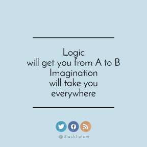 Square Quote Design - #Wording #Saying #Quote #graphics #line #rounded #font #brand
