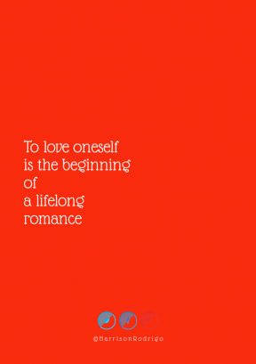 Quote Design for Print - #Quote #Wording #Saying #art #signage #line #blue #crescent #red #product #circle