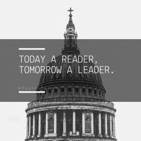 Square design layout - #Saying #Quote #Wording #landmark #monochrome #classical #historic #steeple