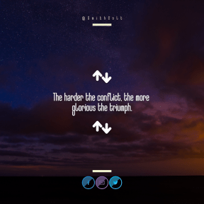 Square design layout - #Saying #Quote #Wording #circle #atmosphere #sky #graphics #deep #and