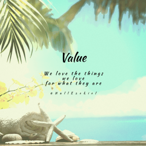Square design layout - #Saying #Quote #Wording #vacation #caribbean #tree #tropics #sky #palm #sea #summer #water