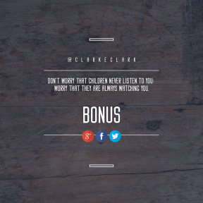 Square design layout - #Saying #Quote #Wording #brand #art #blue #wood #product #font #line