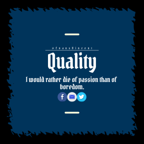 Square Quote Design - #Wording #Saying #Quote #ovals #line #border #scalloped #fancy #circles #bird #swirly