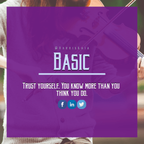 Square design layout - #Saying #Quote #Wording #brand #product #violin #font #sweater #blue #rectangle #line