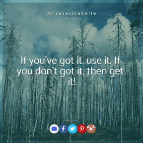 Square design layout - #Saying #Quote #Wording #fir #aqua #sign #clip #forests #text #product #brown