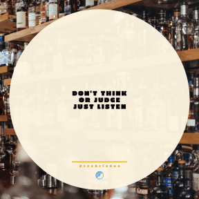 Square design layout - #Saying #Quote #Wording #liquor #rounded #circle #beer #sign #text #font