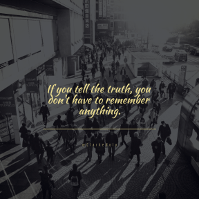Square design layout - #Saying #Quote #Wording #building #pedestrian #crowd #city #street