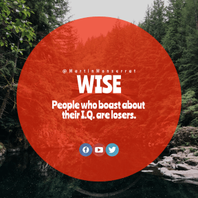 Square design layout - #Saying #Quote #Wording #river #computer #adding #add #logo #sky #forest #angle