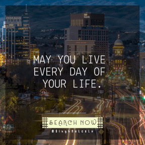 Call to action design layout - #CallToAction #Wording #Saying #Quote #city #night #diamonds #skyscrapers #time #Boise