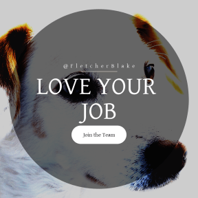 Call to action design layout - #CallToAction #Wording #Saying #Quote #black #companion #puppy #shape #breed #dog #circle #circular #geometric
