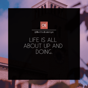 Square design layout - #Saying #Quote #Wording #facade #rectangle #of #square #place #logo #black #church #sky