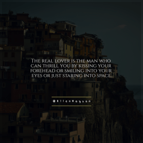 Square design layout - #Saying #Quote #Wording #cliff-side #sea. #evening #city #metropolis