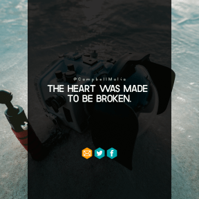 Square design layout - #Saying #Quote #Wording #underwater #diving #font #line #area