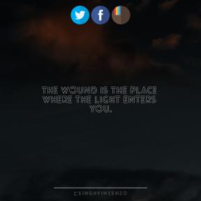 Square design layout - #Saying #Quote #Wording #cumulus #font #cloud #geological #circle #art #dusk #phenomenon