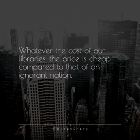 Square design layout - #Saying #Quote #Wording #downtown #city #metropolis #building #cityscape #tower