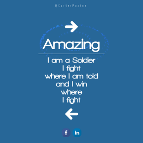 Square design layout - #Saying #Quote #Wording #arrows #text #rectangle #brand #aqua