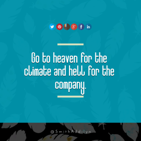 Square design layout - #Saying #Quote #Wording #blue #signage #flower #red #art #font #sign