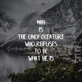 Square design layout - #Saying #Quote #Wording #landforms #winter #town #nature #reflection #attraction
