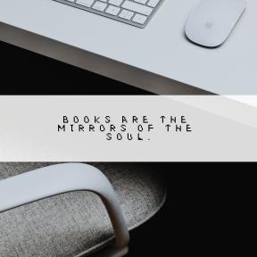 Square design layout - #Saying #Quote #Wording #logotype #Apple #logo #furniture #bar #computer