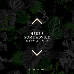 Square design layout - #Saying #Quote #Wording #arecales #pattern #flora #directions #plant #up #directional #jungle #flowering #design