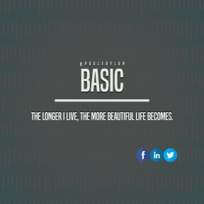 Square design layout - #Saying #Quote #Wording #handwriting #aqua #blue #graphics #sky #design #brand