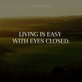 Square design layout - #Saying #Quote #Wording #morning #field #plain #pasture #highland