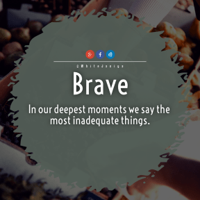 Square design layout - #Saying #Quote #Wording #signage #font #red #blue #frames