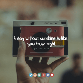 Square design layout - #Saying #Quote #Wording #angle #graphics #circle #snapshot #camera #brand #line #cameras