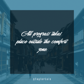 Square design layout - #Saying #Quote #Wording #street #pedestrian #alley #city #building #road #town #facade #neighbourhood