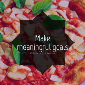 Square design layout - #Saying #Quote #Wording #bg #dish #pizza #inset #clouds #italian #food #ragged #stars